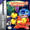 Lilo & Stitch 2 - Haemsterviel Havoc Nintendo Game Boy Advance cover artwork