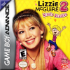Lizzie McGuire 2 - Lizzie Diaries Nintendo Game Boy Advance cover artwork