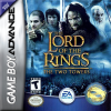 Lord of the Rings, The - The Two Towers Nintendo Game Boy Advance cover artwork