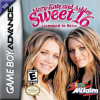 Mary-Kate and Ashley Sweet 16 - Licensed to Drive Nintendo Game Boy Advance cover artwork