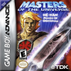 Masters of the Universe He-Man - Power of Grayskull Nintendo Game Boy Advance cover artwork