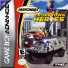 Matchbox Cross Town Heroes Nintendo Game Boy Advance cover artwork