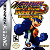 Mega Man Battle Network 3 - White Version Nintendo Game Boy Advance cover artwork