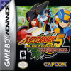 Mega Man Battle Network 5 - Team Colonel Nintendo Game Boy Advance cover artwork