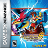Mega Man Battle Network 6 - Cybeast Falzar Nintendo Game Boy Advance cover artwork