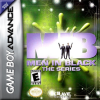 Men in Black - The Series Nintendo Game Boy Advance cover artwork