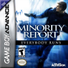Minority Report - Everybody Runs Nintendo Game Boy Advance cover artwork