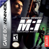 Mission Impossible - Operation Surma Nintendo Game Boy Advance cover artwork