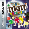 M&M's - Break 'em Nintendo Game Boy Advance cover artwork