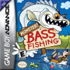 Monster! Bass Fishing Nintendo Game Boy Advance cover artwork