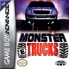 Monster Trucks Nintendo Game Boy Advance cover artwork