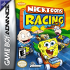Nicktoons Racing Nintendo Game Boy Advance cover artwork