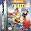 Nicktoons Unite! Nintendo Game Boy Advance cover artwork