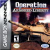 Operation Armored Liberty Nintendo Game Boy Advance cover artwork