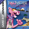 Pink Panther - Pinkadelic Pursuit Nintendo Game Boy Advance cover artwork