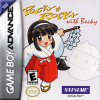 Pocky & Rocky with Becky Nintendo Game Boy Advance cover artwork