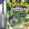 Pokemon - Emerald Version Nintendo Game Boy Advance cover artwork