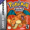 Pokemon - Fire Red Version Nintendo Game Boy Advance cover artwork