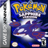 Pokemon - Sapphire Version Nintendo Game Boy Advance cover artwork
