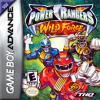 Power Rangers - Wild Force Nintendo Game Boy Advance cover artwork