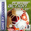 Premier Action Soccer Nintendo Game Boy Advance cover artwork