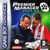 Premier Manager 2003-04 Nintendo Game Boy Advance cover artwork