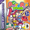 Puyo Pop Fever Nintendo Game Boy Advance cover artwork