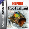 Rapala Pro Fishing Nintendo Game Boy Advance cover artwork