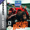 Rock n' Roll Racing Nintendo Game Boy Advance cover artwork