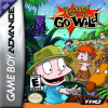Rugrats - Go Wild Nintendo Game Boy Advance cover artwork