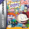 Rugrats - I Gotta Go Party Nintendo Game Boy Advance cover artwork