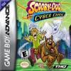 Scooby-Doo and the Cyber Chase Nintendo Game Boy Advance cover artwork