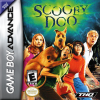 Scooby-Doo Nintendo Game Boy Advance cover artwork