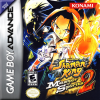 Shaman King - Master of Spirits 2 Nintendo Game Boy Advance cover artwork