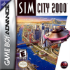 Sim City 2000 Nintendo Game Boy Advance cover artwork