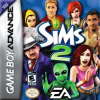 Sims 2, The Nintendo Game Boy Advance cover artwork