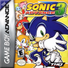 Sonic Advance 3 Nintendo Game Boy Advance cover artwork