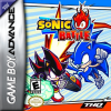 Sonic Battle Nintendo Game Boy Advance cover artwork