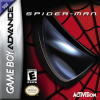 Spider-Man Nintendo Game Boy Advance cover artwork