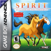 Spirit - Stallion of the Cimarron - Search for Homeland Nintendo Game Boy Advance cover artwork
