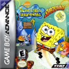 SpongeBob SquarePants - SuperSponge Nintendo Game Boy Advance cover artwork
