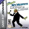 Spy Muppets - License to Croak Nintendo Game Boy Advance cover artwork