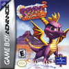 Spyro 2 - Season of Flame Nintendo Game Boy Advance cover artwork