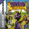 Spyro - Attack of the Rhynocs Nintendo Game Boy Advance cover artwork