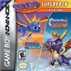 Spyro Superpack Nintendo Game Boy Advance cover artwork