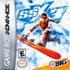 SSX 3 Nintendo Game Boy Advance cover artwork