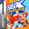 SSX Tricky Nintendo Game Boy Advance cover artwork