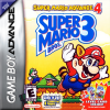 Super Mario Advance 4 - Super Mario Bros. 3 Nintendo Game Boy Advance cover artwork
