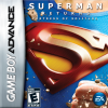Superman Returns - Fortress of Solitude Nintendo Game Boy Advance cover artwork