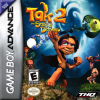 Tak 2 - The Staff of Dreams Nintendo Game Boy Advance cover artwork